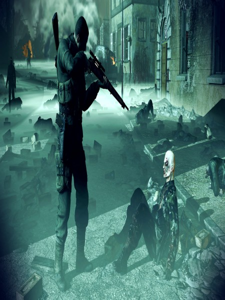 Download Sniper Elite Nazi Zombie Army Highly Compressed