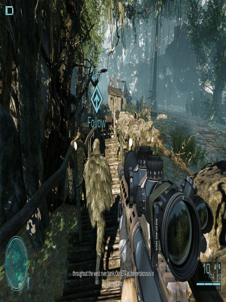 Download Sniper Ghost Warrior 2 Game For PC