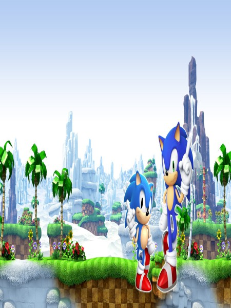 Download Sonic Generations Game For PC