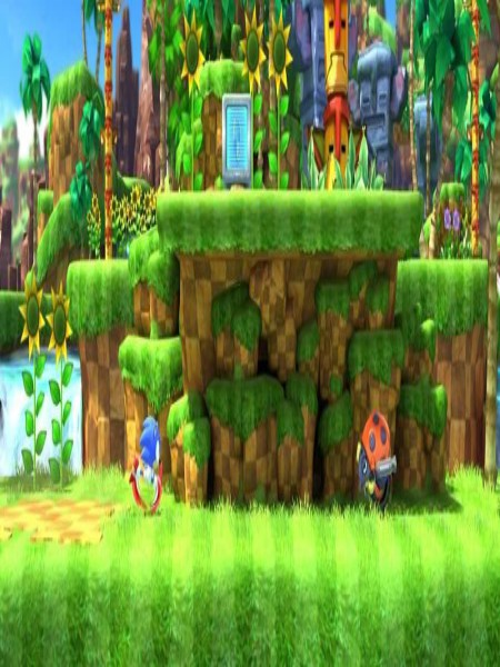 Download Sonic Generations Highly Compressed