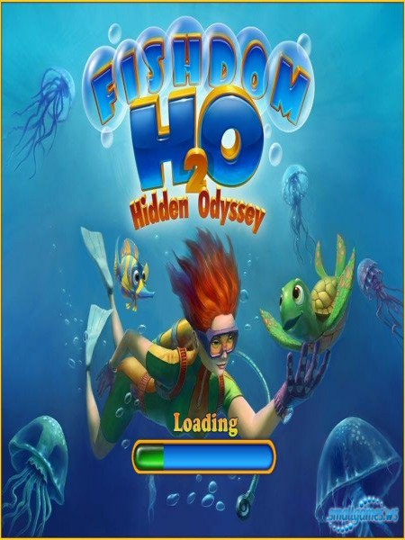Fishdom H20 Hidden Odyssey PC Game Free Download