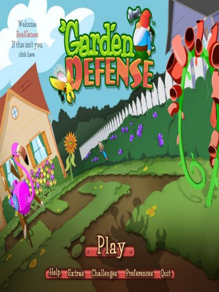 Garden Defense PC Game Free Download
