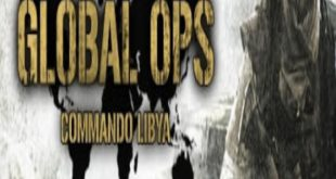 Global Ops Commando Libya PC Game Free Download