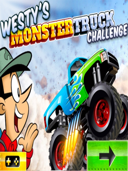 Monster Truck Challenge PC Game Free Download