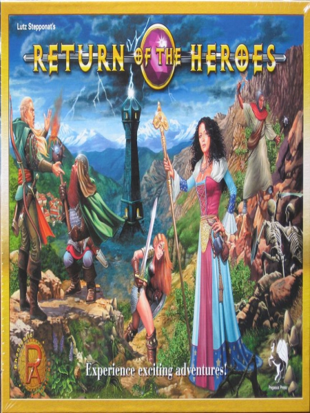 Return Of the Hero PC Game Free Download