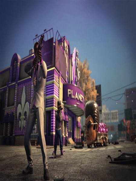 Saints Row The Third Free Download Full Version