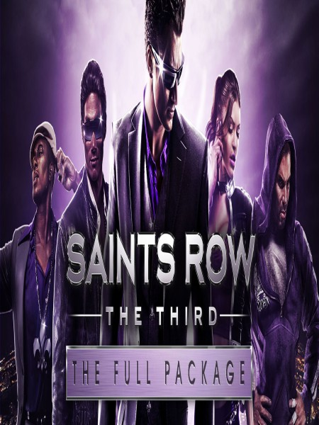 Saints Row The Third PC Game Free Download