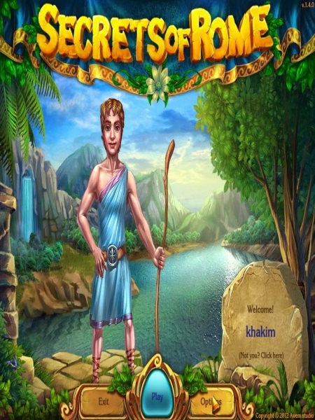 Secrets Of Rome PC Game Free Download