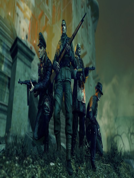 Sniper Elite Nazi Zombie Army Free Download Full Version