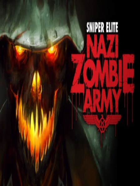 Sniper Elite Nazi Zombie Army PC Game Free Download