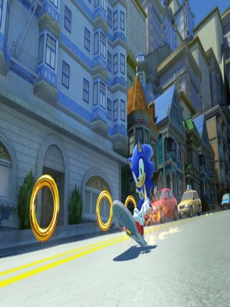 Sonic Generations Free Download Full Version