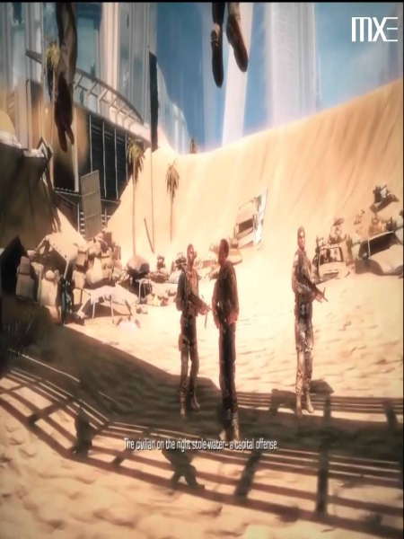Spec Ops The Line Free Download Full Version