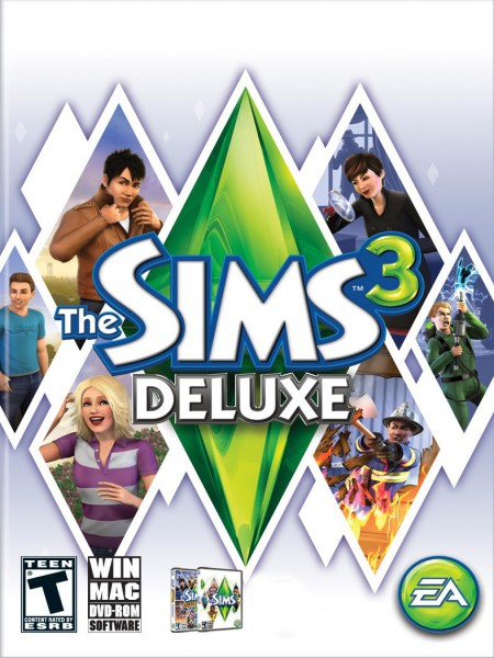 The Sims 3 Deluxe Edition And Store Objects PC Game Free Download