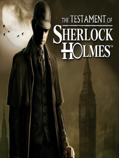 The Testsment Of Sherlock Holmes PC Game Free Download