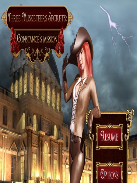 Three Musketeers Secrets PC Game Free Download