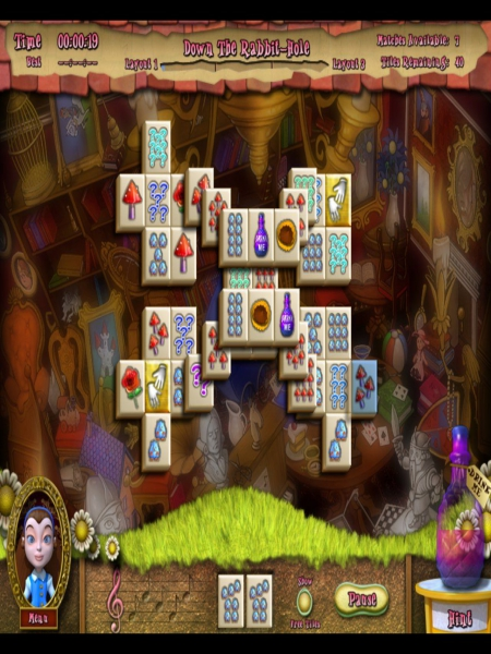 Download Alices Magical Mahjong Game For PC