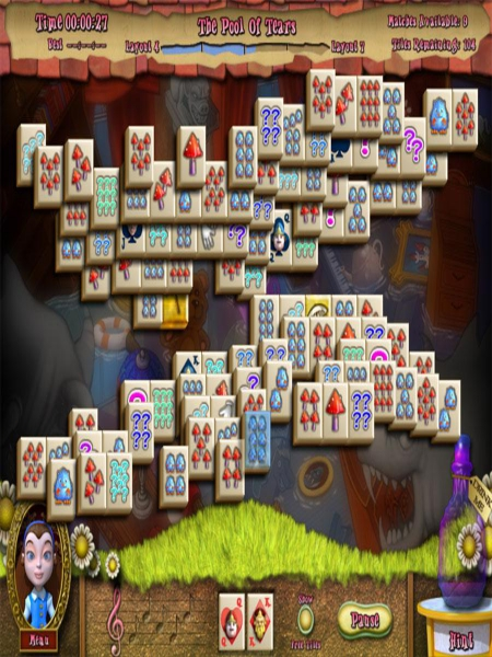 Download Alices Magical Mahjong Highly Compressed