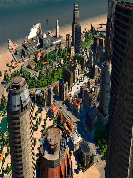 Download Cities XL Game For PC