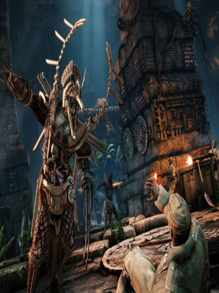 Download Deadfall Adventures Game For PC