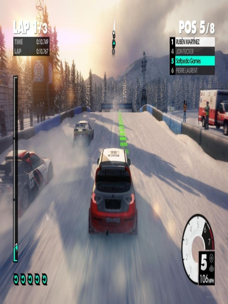 Download Dirt 3 Highly Compressed