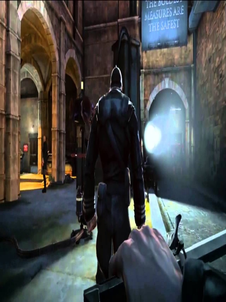 Download Dishonored Game Highly Compressed