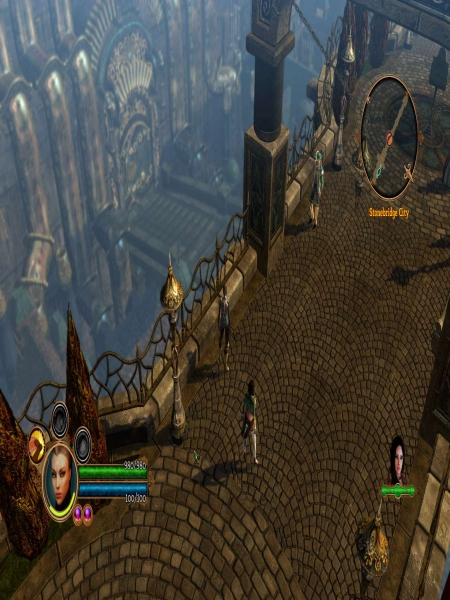 Download Dungeon Siege 3 Game For PC