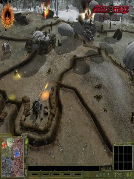 Download Sudden Strike Normandy Game For PC
