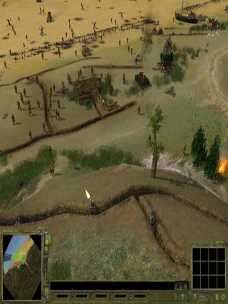 Download Sudden Strike Normandy Highly Compressed