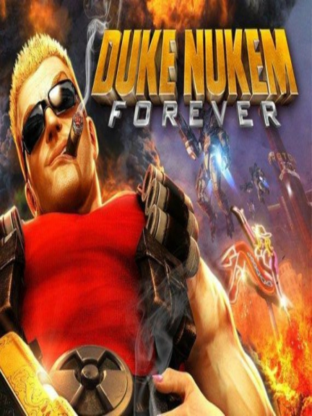 Duke Nukem Forever Off The Record PC Game Free Download
