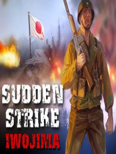 Sudden Strike Iwo Jima PC Game Free Download
