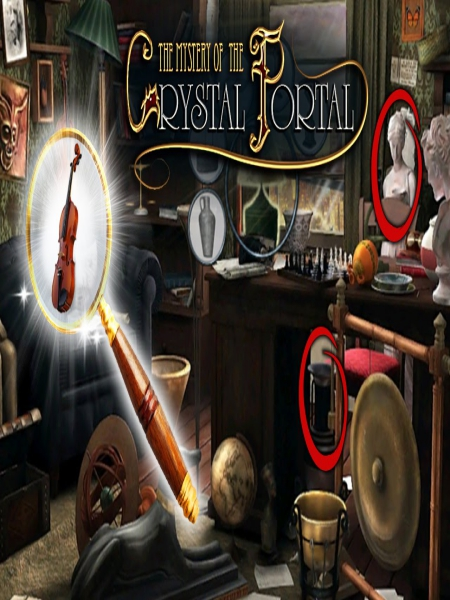 The Mystery Of The Crystal Portal PC Game Free Download