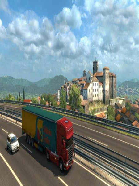Download Euro Truck Simulator 2 Game For PC