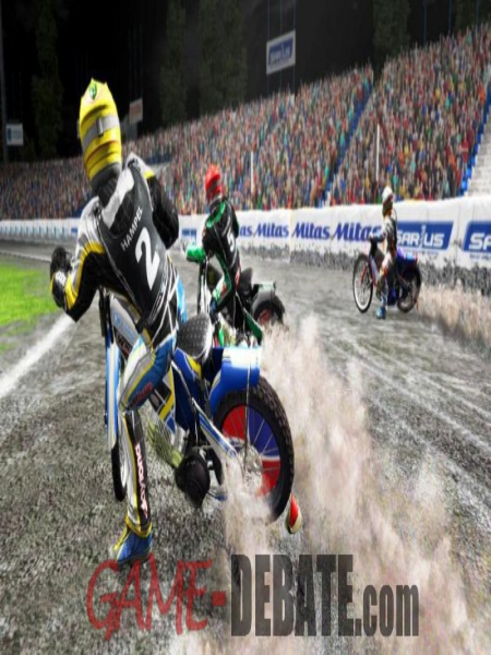 Download Fim Speedway Grand Prix 4 Game For PC