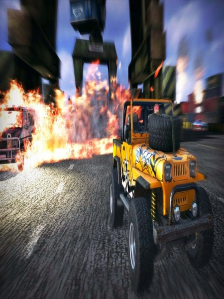 Download Fireburst Game For PC