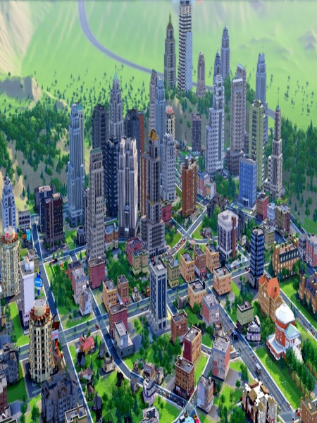 Download Simcity Highly Compressed