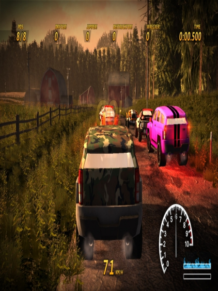 Flatout 3 Chaos And Destruction Free Download Full Version