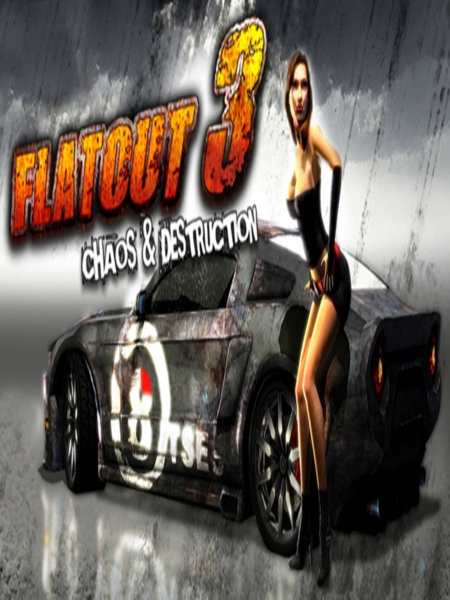 Flatout 3 Chaos And Destruction PC Game Free Download