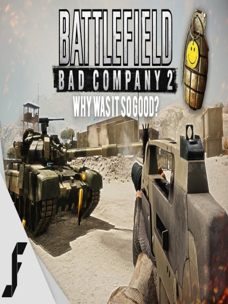 Battlefield 2 Bad Company PC Game Free Download