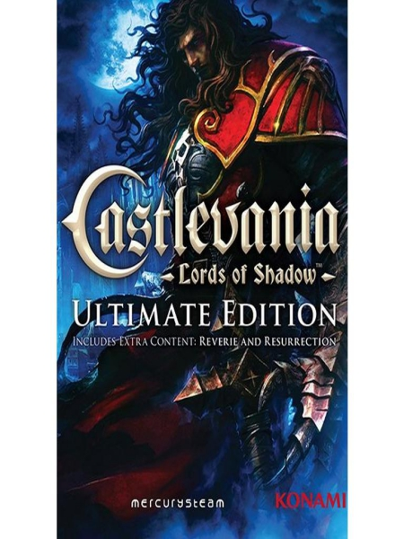Castlevania Lords of Shadow Ultimate Edition PC Game Free Download