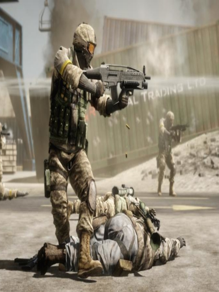 Download Battlefield 2 Bad Company Game For PC