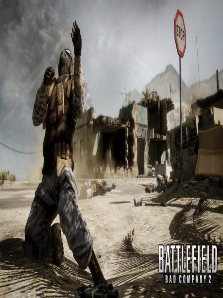 Download Battlefield 2 Bad Company Highly Compressed