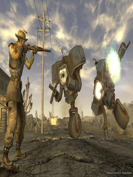 Download Fallout New Vegas Highly Compressed