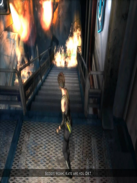 Download Hydrophobia Game For PC
