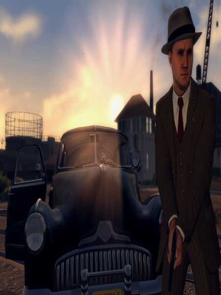 Download L A Noire Game For PC