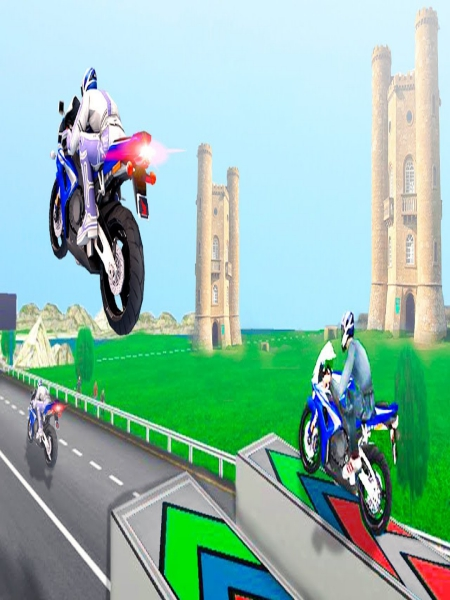 Download Super Bikes Highly Compressed