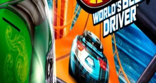 Hot Wheels Worlds Best Driver PC Game Free Download