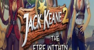 Jack Keane 2 The Fire Within PC Game Free Download