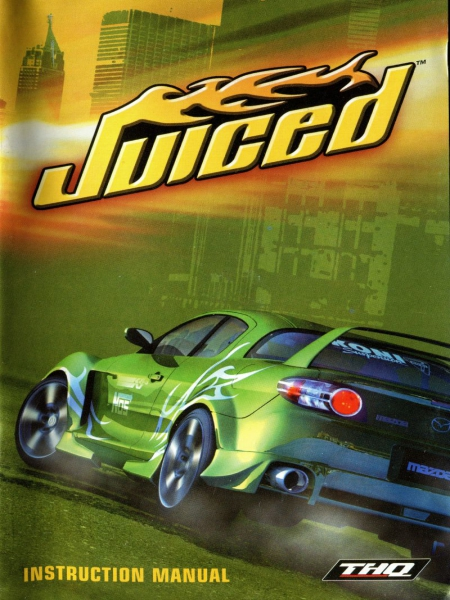 Juiced PC Game Free Download
