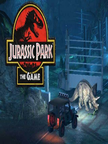 Jurassic Park The Game PC Game Free Download