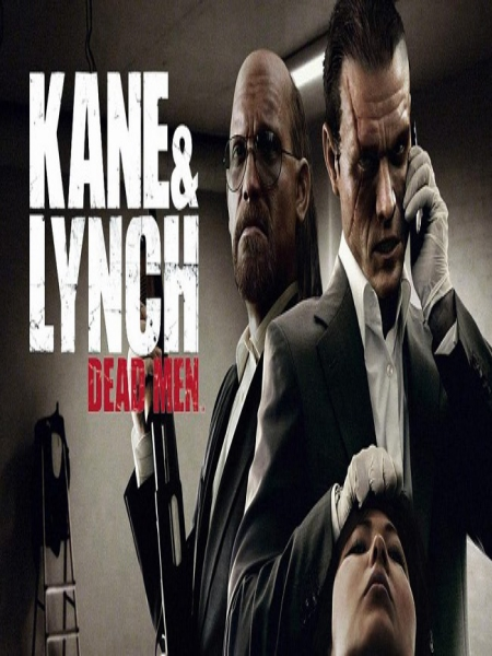 Kane And Lynch Dead Man PC Game Free Download